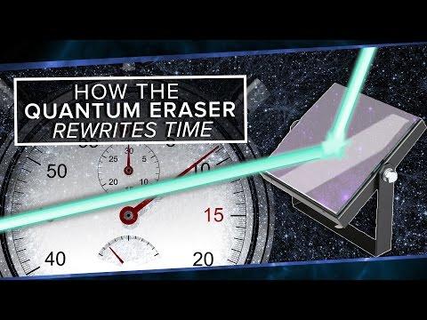 How the Quantum Eraser Rewrites the Past | Space Time | PBS Digital Studios