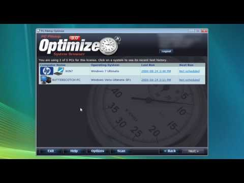 PC Pitstop Optimize 3.0 -- TuCows Review