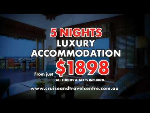 West Coast Cruise and Travel Centre Mauritius TV Ad