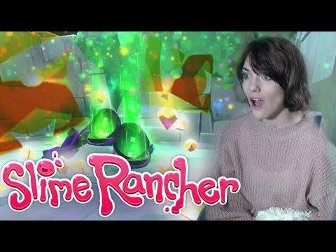 Slime Rancher : INSIDE A VAULT ?!?!?!  ~ Sqaishey