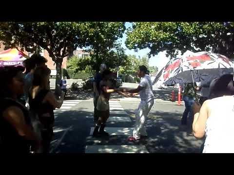 CHAYANNE DANCE SALSA IN BERKELEY CALIFORNIA