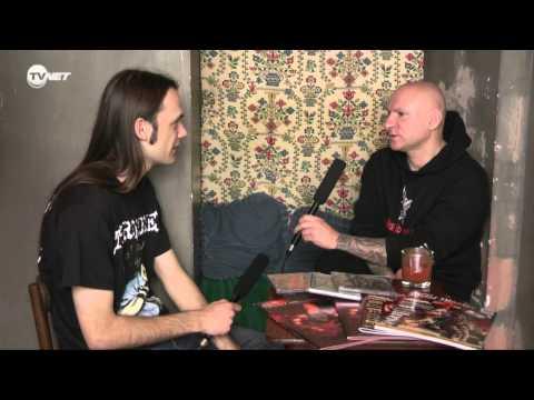 Hardriff.pl wywiad z Leszkiem Wojniczem-Sianożęckim - Necromantical Scream, Ex- Holy Death...