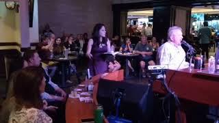 Steve Brown at Harrah's Piano Bar in Las Vegas - March 11, 2018