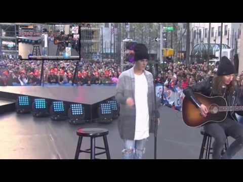 Justin Bieber/Company lyrics español letra show concert/carlos erick