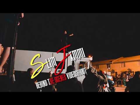 Slim Jxmmi- behind the scenes videoshoot in tupelo ms(shot by bogganfilms)