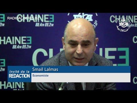 Smail Lalmas Economiste