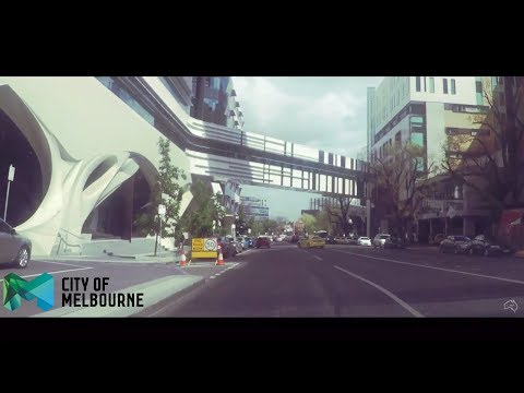 Melbourne City Drive Melbourne Australia