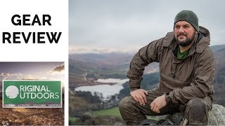 The best bushcraft waterproof? Country Innovation Woodlark Waterproof Smock Review