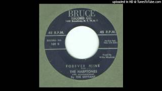 Harptones, The - Forever Mine - 1954