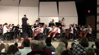 Finale from Serenade for Strings - Patrick Marsh Middle School 6th Grade Orchestra