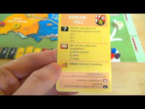 Regeln zu Typisch Deutsch?!  Das KAYA SPIEL Spielanleitung