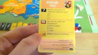 Regeln zu Typisch Deutsch?! - Das KAYA SPIEL Spielanleitung