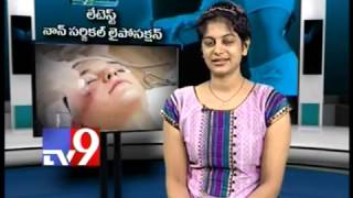 Non Surgical Liposuction to lose weight in hyderabad- Tv9-LIFE Thumbnail