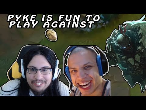 IMAQTPIE ON WHY TYLER1 NOT STREAMING   PYKE IS BALANCED   LOL MOMENTS