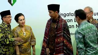Peringatan 72 Tahun HMI dan Syukuran Lafran Pane sebagai Pahlawan Nasional  Jakarta, 5 Februari 2019