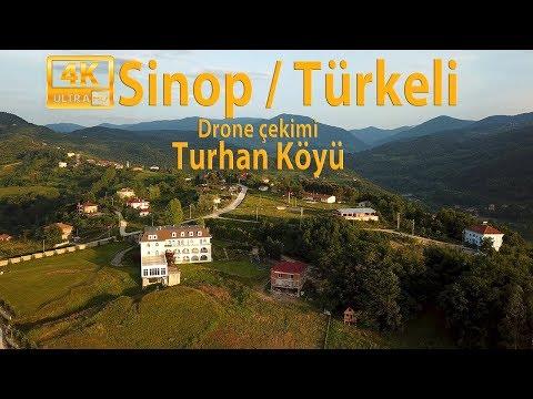 Sinop Türküleri Ile 4K Sinop / Türkeli , Turhan Köyü (tosos) 2019