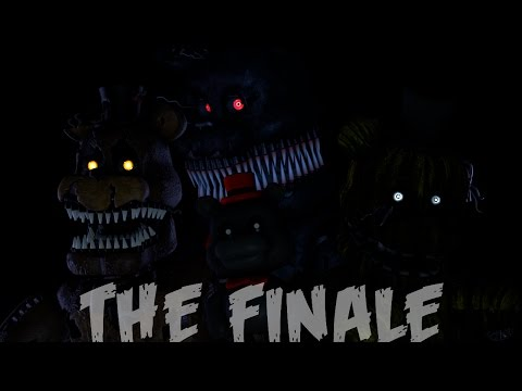 """(SFM-FNAF) """"The Finale"""" Song Created By:NateWantsToBattle