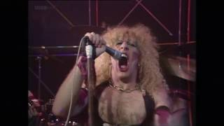 Twisted Sister I'm Am I'm Me BBC Top of the Pops 7-4-1983