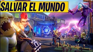 "FORTNITE: Story Mode ""SAVE THE WORLD"" #3"