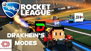 Baixar [FR] Rocket League : Drakhein's modes ! ft. Drakhein, Dovakhiin et Jeff Harvick | Nicolastes123
