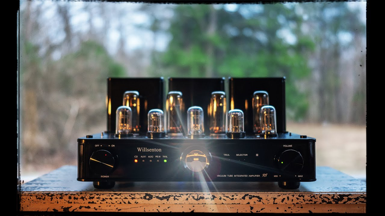 Hifi The Willsenton R8 Integrated Tube Amplifier Is A No Brainer Buy Steve Huff Photo