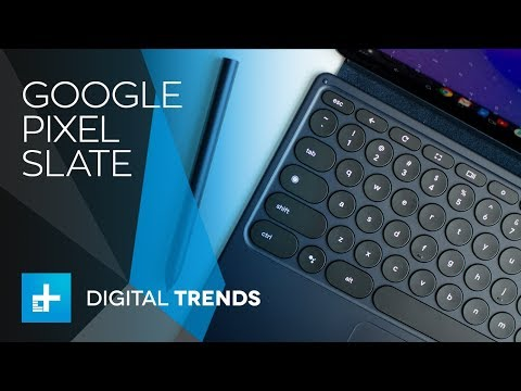 Google Pixel Slate - Hands On