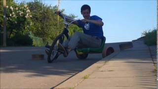 Some fun with drift trike