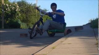 Some fun with drift trike