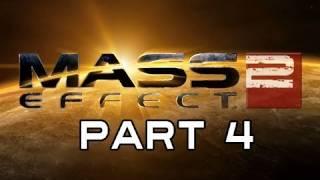 Mass Effect 2 Gameplay Walkthrough - Part 4 Crew Conversations #1 Let's Play