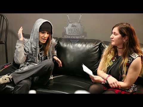 Interview with Alexi Laiho of Children of Bodom 2017