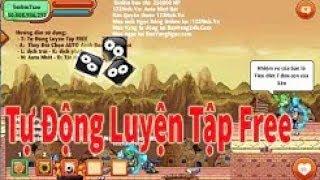 Ngọc Rồng Online - Bản Hack Trên PC - Tự Động Luyện Tập Free(new)
