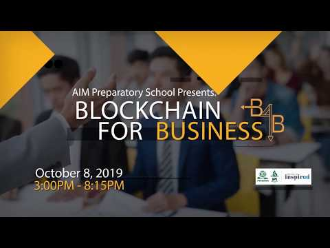 APS Blockchain For Business Conference 2019 Promotional Video