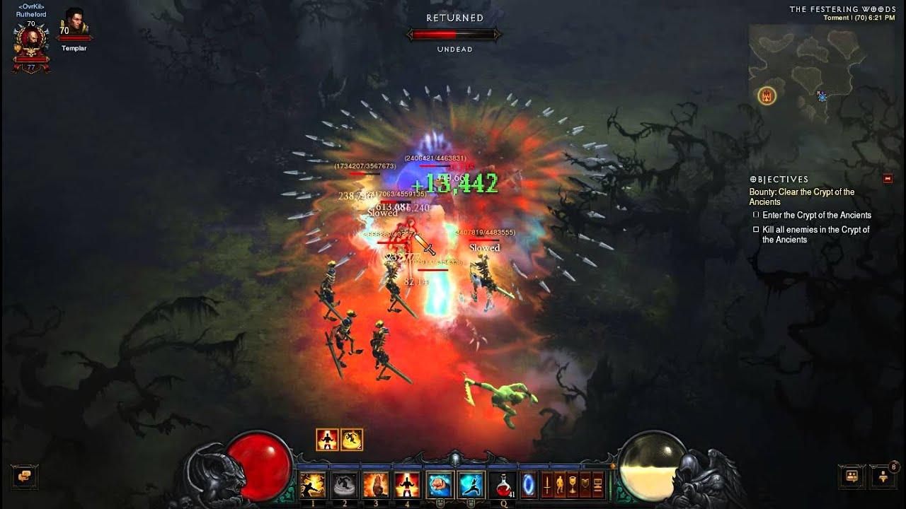 Diablo  Monk Build By Level