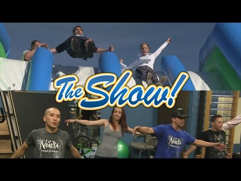 Attractions - The Show - Insane Inflatable 5K; new Cirque acts; latest news - Feb. 11, 2016