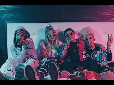 In bed with DVBBS   NERVO