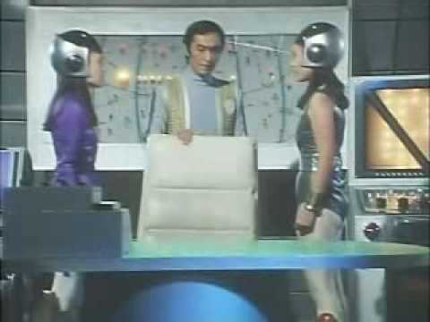 Gavan & Sharivan VS Fuuma(1984, Japanese)