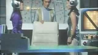 Gavan & Sharivan VS Fuuma(1984, Japanese)