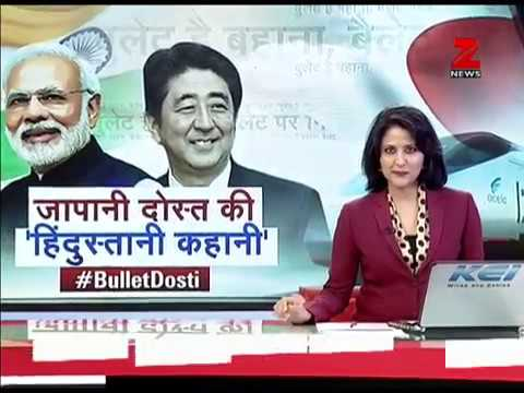 All you need to know about PM Modi, PM Shinzo Abe's friendship