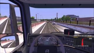Euro Truck Simulator 2 - mod Improved graphics real v4.0 max settings