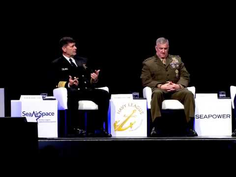 SAS 2017 – Sea Services Update panel
