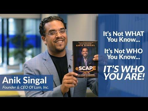 Grab a Free Copy of the Book ESCAPE