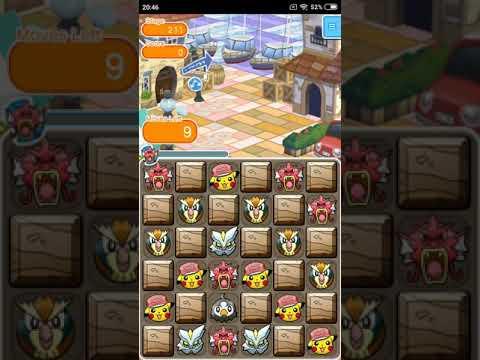 Pokémon Shuffle Mobile Main Stage 211 - Starly