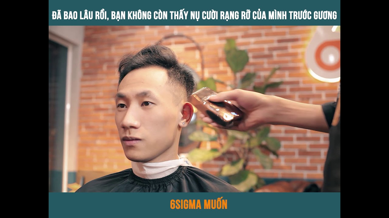 Trán cao để kiểu tóc gì? Hành trình tạo kiểu tóc nam đẹp trai xuất thần cho người tóc thưa. | Tất tần tật các thông tin liên quan đến trán cao để kiểu tóc nào mới cập nhật