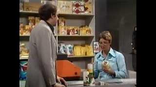 Ein verrücktes Paar - an der Ladenkasse, ZDF 80er