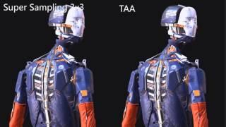 Adam (from Unity) SS 3 vs TAA by Joanne Lee
