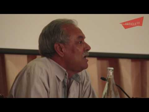Mr. Taher Ettahri  - Conférence de presse du 26/09/2016 à Tozeur