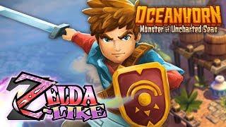 Oceanhorn: Monster of Uncharted Seas (Zelda-Like)