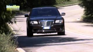 AutomobilismoTV Lancia Thema 2011 Test