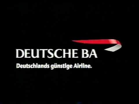 Deutsche BA (dba) - Deutschlands günstige Airline