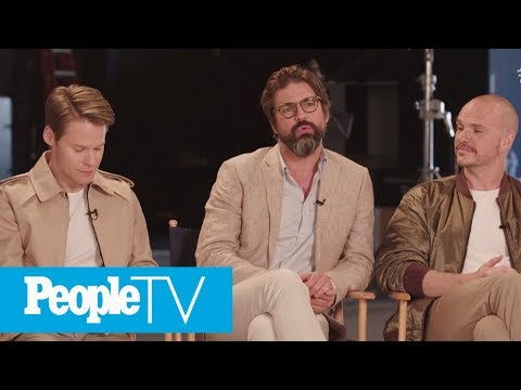 Gale Harold Discusses The First 'Queer As Folk' Scene Ever Shot | PeopleTV | Entertainment Weekly